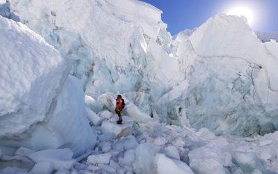 Alex Txikon Everestera, oxigenorik gabe igotzeko