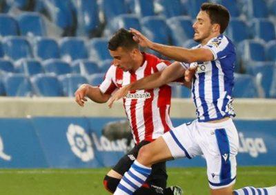 """[EiTB] Reala 1–1 Athletic partidako laburpena eta gol guztiak (1'58"""")"""