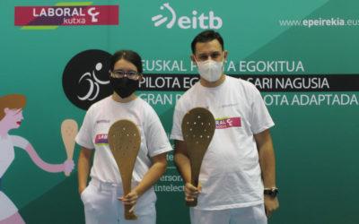 Inoizko parte hartzerik handiena izango du aurtengo Euskal Pilota Egokitua Sari Nagusiak