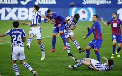 Eibar 0-1 Reala