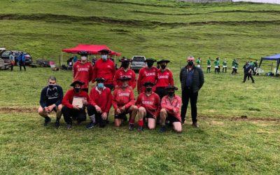 Gaztedi A taldeak irabazi du 680 kiloko Lur Gaineko Euskadiko Sokatira Txapelketa