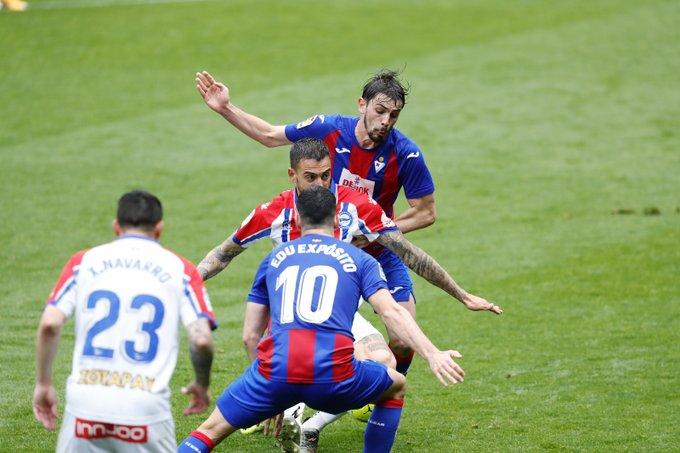 Eibar 3-0 Alaves