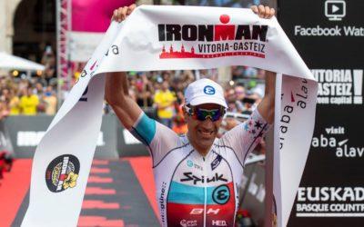 Gasteizko Ironman-a irailera atzeratu dute