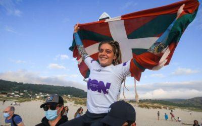 Gadis Pro Junior txapelketa irabazi dute Janire Gonzalez eta Adur Amatriainek