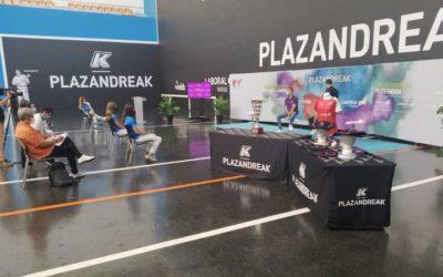 Plazandreak Txapelketako finala, astelehenean