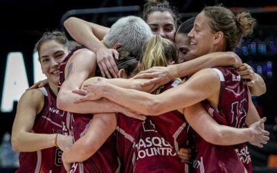 Lointek Gernika Bizkaiak EuroCup Womenen parte hartuko du