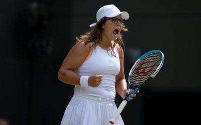 Ane Mintegik gazte mailako Wimbledon torneoa irabazi du