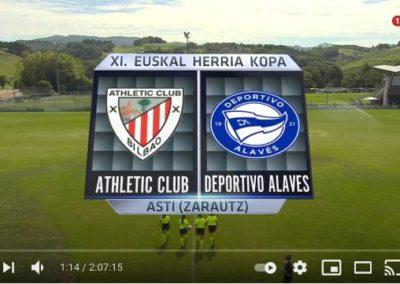 [Athleltic Club] FINALA OSORIK | Athletic Club 2-1 Alaves (2:07:15)