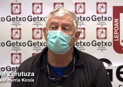"""[Getxo Udala] Athletic-Eibar finalerdiaren aurkezpena (1'17"""")"""