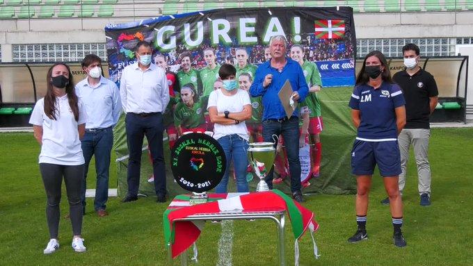 XI. Euskal Herria Kopa 2021 edizioaren finalen aurkezpena, Zarautzen