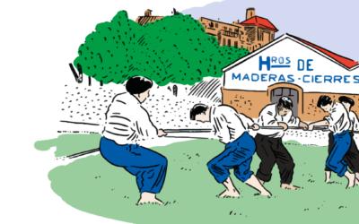 Sokatira Mundiala. Sokatira Euskal Herrian