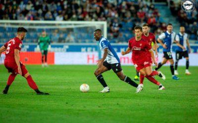 Alaves 0-2 Osasuna