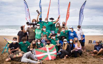 Euskal Selekzioa, Europako Kayak Surf txapelduna