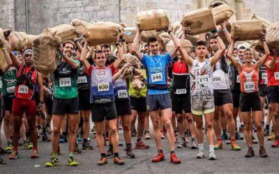 Kontrabandisten Lasterketa eta Maratoi Erdia egin dituzte Urdazubin asteburuan