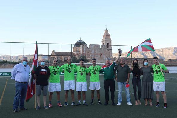 Euskal Selekzioa 5 final eta 2 titulo lortu ditu Trobada Mediterranea txapelketan