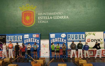 Hodei Ezpeletak irabazi du Urrezko Aizkolari Txapeldunen Liga