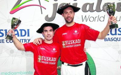 Arbek eta Lopezek irabazi dute Hondarribiako Grand Slama