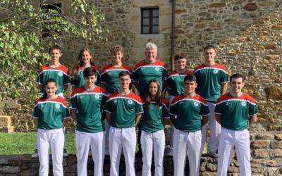 Euskal Selekzioa junior mailako Europako txapelketan arituko da