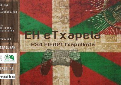 """[Game Erauntsia] «EH eTXAPELA fifa 21» jarraibideak (6'22"""")"""